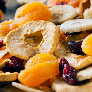 Sušeno voće i orašasti plodovi